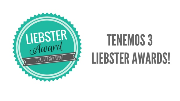 3 liebster awards